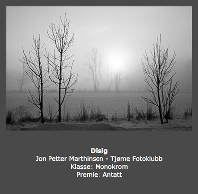 Høst 2013 -Disig (Jon Petter Marthinsen)