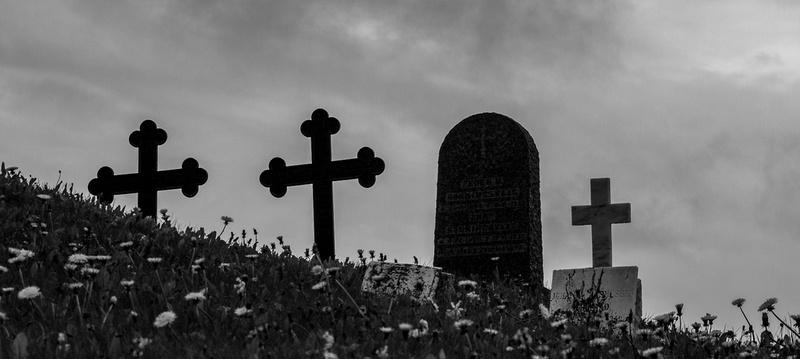 Høst 2020: Rest in peace (Monica Tronsmoen)