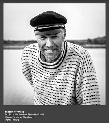 Vår 2016 - Tittel: Kaptein Nordhaug