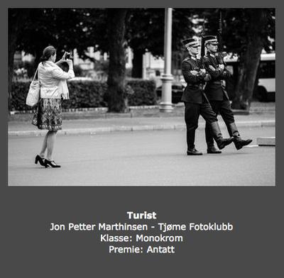 Høst 2013 - Tittel: Turist