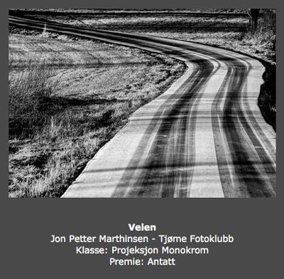 Høst 2013 -  Tittel: Veien