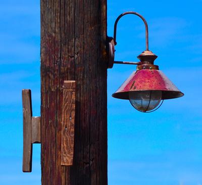 28/2-17 (delt 1.pl): Kosterlampe
